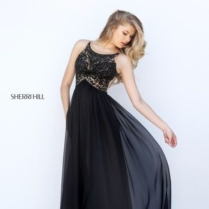 Style #50393 - Sherri Hill Prom